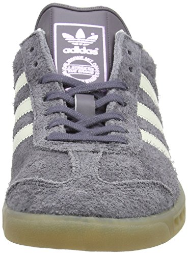 off 36 2 Femme 3 Sneakers Adidas gum White Multicolore Eu trace Hamburg Basses Grey t0atvwqTP