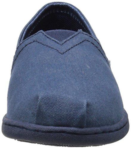 Step los Memory las Bliss Foam Spring Marino mujeres Bobs zapatos El en resbalón de Skechers Azul qHnwtv5xC