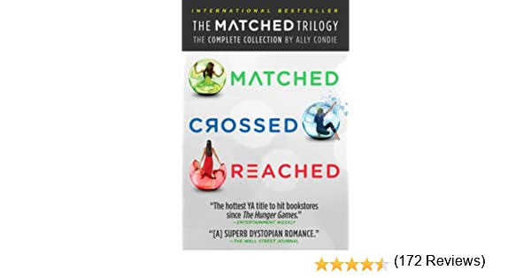 The matched trilogy the complete collection by ally condie the matched trilogy the complete collection by ally condie kindle edition by ally condie children kindle ebooks amazon fandeluxe Gallery