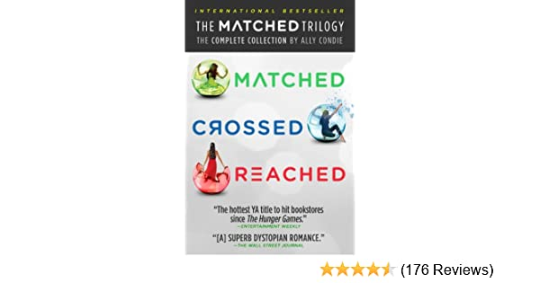 The matched trilogy the complete collection by ally condie kindle the matched trilogy the complete collection by ally condie kindle edition by ally condie children kindle ebooks amazon fandeluxe Gallery