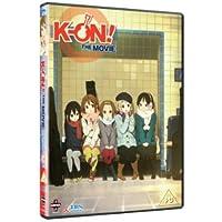 K-On! The Movie DVD