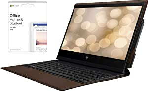"2019 HP Spectre 2-in-1 13.3"" FHD Touchscreen Laptop w/Office Home & Student 2019 