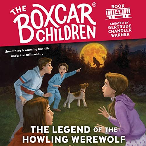 The Legend of the Howling Werewolf: The Boxcar
