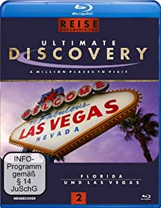 Ultimate Discovery 2 - Florida und Las Vegas [Blu-ray] [Alemania]