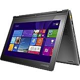 "Lenovo Yoga 2 11.6"" TouchScreen 2-in-1 Laptop PC - Intel Pentium N3530 / 4GB DDR3L / 500GB HD / HD Webcam / WLAN 802.11b/g/n / Bluetooth 4.0 / Windows 8.1 64-bit"