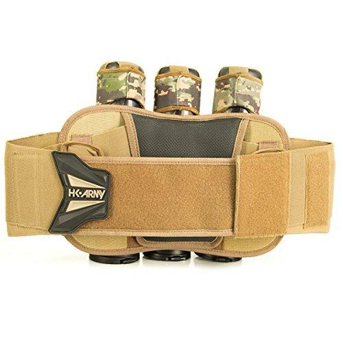 HK Army Zero-G Strapless Harness - HSTL CAM - 3+2
