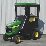 Original Tractor Cab Hard Top Cab Enclosure Fits John Deere 2016 X300 Series Lawn & Garden Tractors