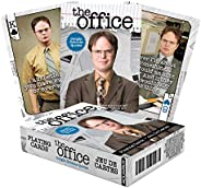 Aquarius The Office Dwight Quotes Playing Cards