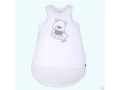 JxucTo Bebé recién nacido Patrón de saco de dormir Paño de dibujos animados Sleeping Nest Anti