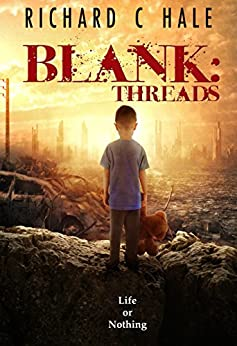 Blank: Threads (A Lincoln Delabar Action Adventure Thriller Book 2) by [Hale, Richard C]