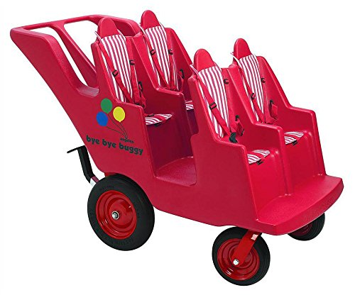 Four Seater Baby Stroller - 9