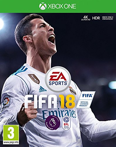 FIFA 18 Standard Edition - Xbox One (Entertainment Transitions Console)