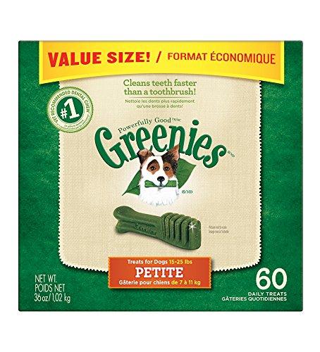GREENIES Dental Chews Petite Treats
