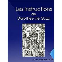 Les instructions de Dorothée de Gaza (French Edition)