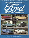 img - for The Complete History of Ford Motor Company book / textbook / text book