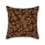 NICEPLW cushion cases 18 x 18 inches / 45 by 45 cm(two sides) nice choice for family,outdoor,valentine,kids boys,gf,husband Bohemian