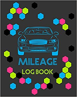 mileage log book vehicle mileage gas expense tracker log book for