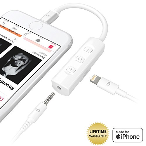 ChargeMIX CERTIFIED Lightning Adapter Auxiliary
