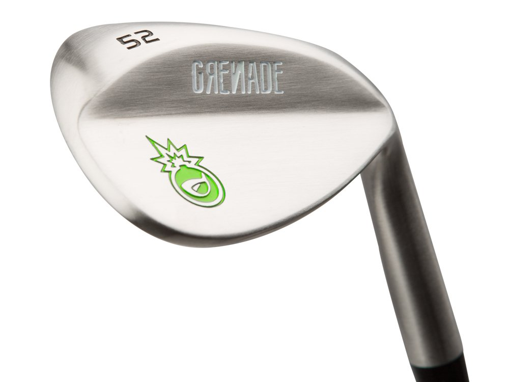 BombTech Grenade 52, 56, and 60 Wedges - Package by Bombtech Golf (Image #5)