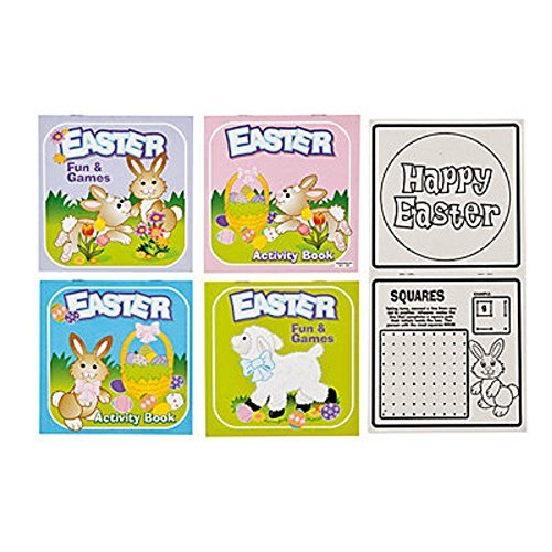 12 ~ Easter Activity Pads ~ 5