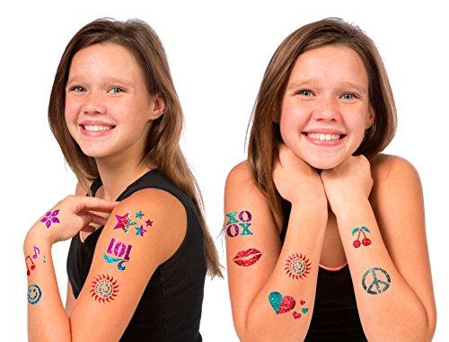 512pQXZL3BL - ALEX Spa Sparkle Tattoo Parlor Cool Glam