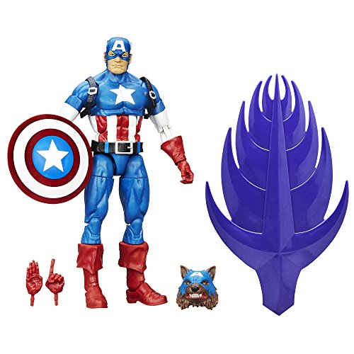 Captain+America Products : Marvel Legends Series Captain America Figure
