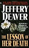 The Lesson of Her Death, Jeffery Deaver, 0553560204