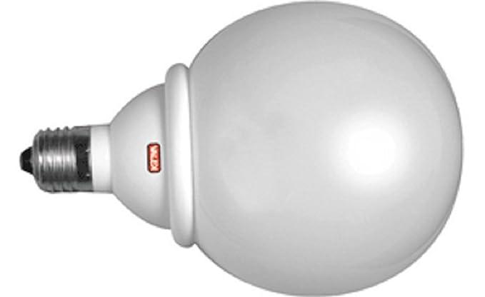Lampade Globo A Basso Consumo : Lampadina basso consumo globo w e luce calda valex amazon