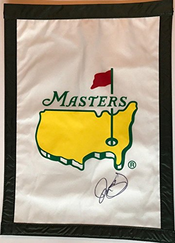 Rory Mcilroy signed Masters flag 2018 masters golf augusta national - PSA/DNA Certified - Autographed Pin Flags