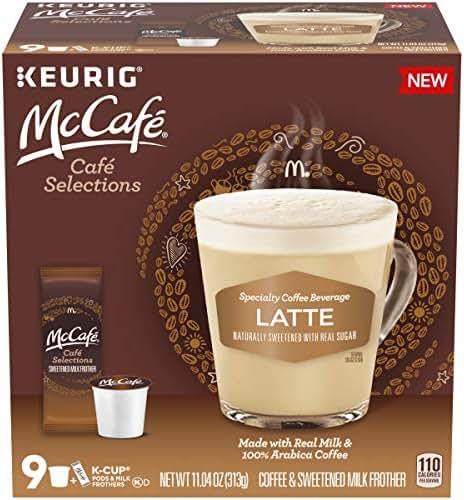 Coffee Pods: McCafé Café Selections K-Cup Pods