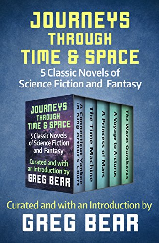 Journeys Through Time Space Classic ebook product image
