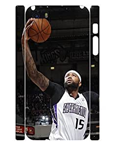 Attractive Series Cell Phone Case Remarkable Men Basketball Player Pattern Solid Case Cover for Iphone 5 5s (XBQ-0111T)