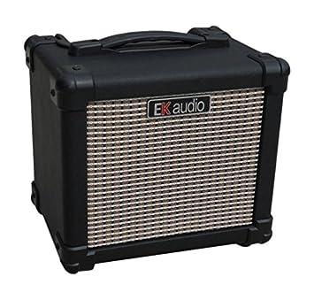 EK Audio - Amplificador guitarra eléctrica: Amazon.es: Instrumentos musicales