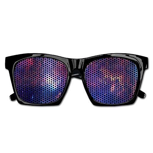 Elephant AN Themed Novelty Galaxy Space Star Wedding Visual Mesh Sunglasses Fun Props Party Favors Gift - Sunglasses Discount Luxury