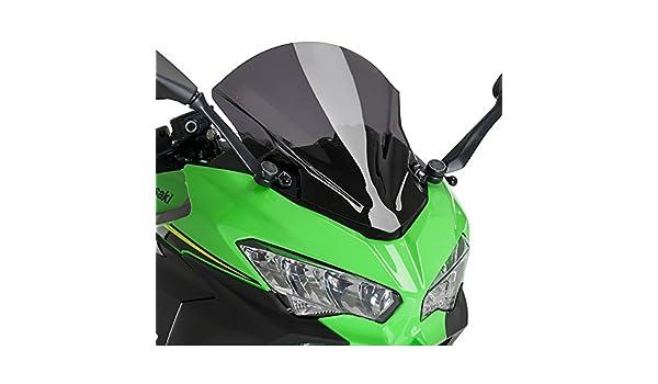Cupula Racing Kawasaki Ninja 400 18-19 Ahumado Oscuro Puig ...