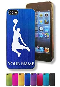 Case For Sam Sung Galaxy S4 Mini Cover /Cover - BASKETBALL PLAYER / SLAM DUNK- Personalized for FREE (Click the CONTACT SELLER button after purchase and send a message with your case color and engraving request)