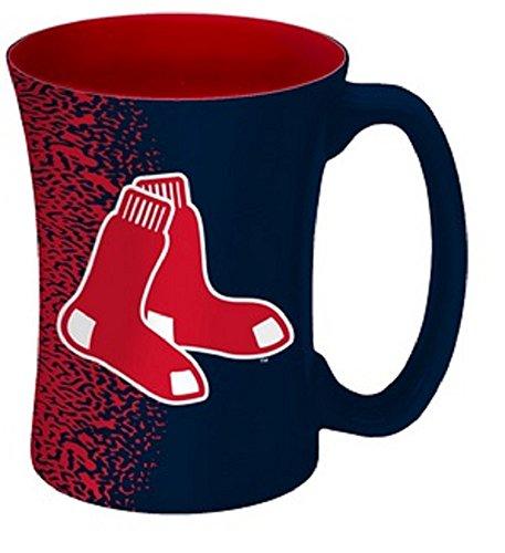 MLB Boston Red Sox Mocha Mug, - Sox Mug