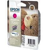Epson T0613 Magenta Ink Cartridge C13T06134010