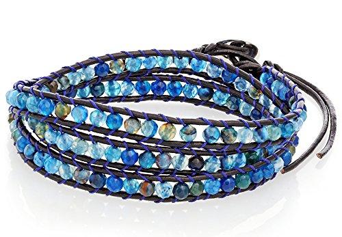 Bracelet Genuine Leather Regetta Jewelry
