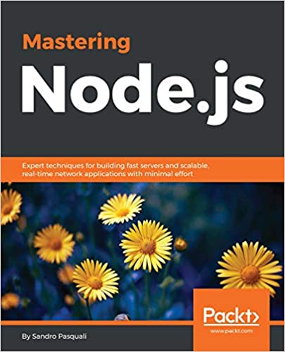 Amazon com: Mastering Node js: Expert techniques for building fast