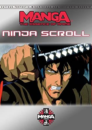 Essence of Anime: Ninja Scroll [USA] [DVD]: Amazon.es: Manga ...