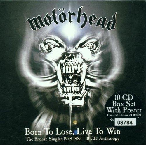 MOTORHEAD - Born to lose live to win - Zortam Music