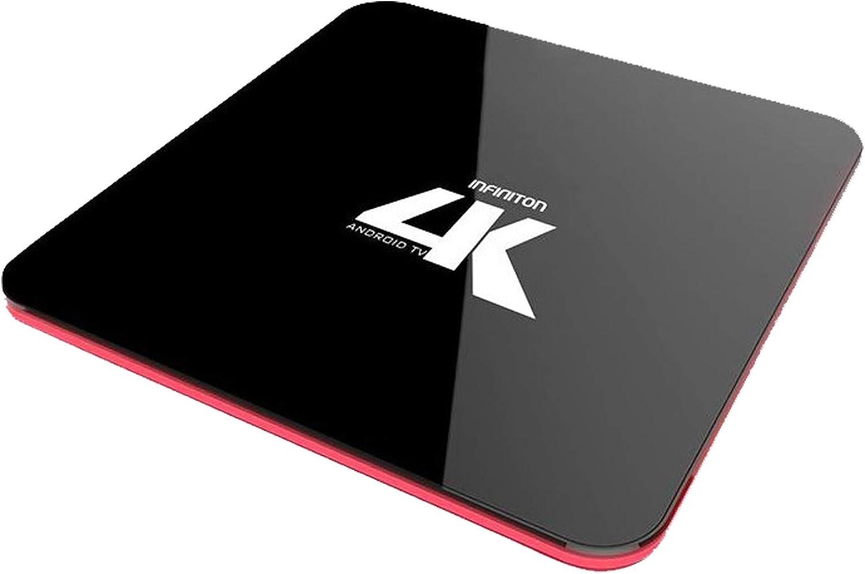 INFINITON Smart TV Box 316 - Ordenador de Sobremesa: Amazon.es: Informática
