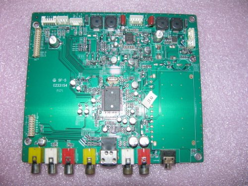 - Tv-5210-32 42ep24s-a-a1 Haier Analog Input Board