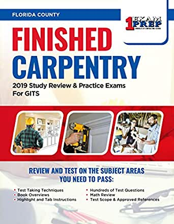 Florida Finished Carpentry 2019 Study Review