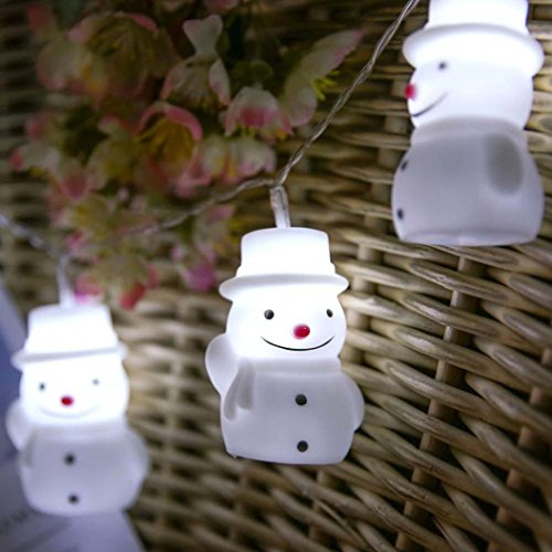 Snowman Led Path Lights in US - 3