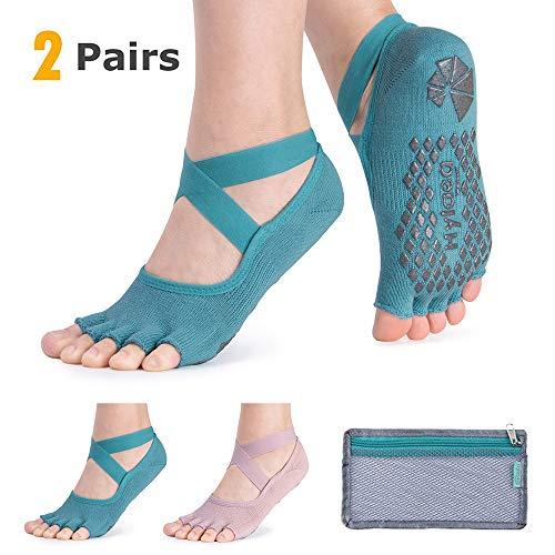 Hylaea Yoga Socks for