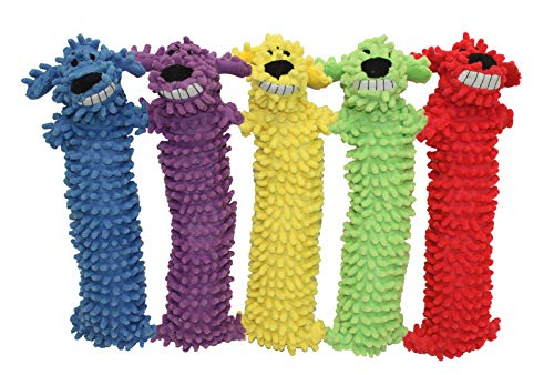 Multipet's Floppy Moppy Loofa, Colors May -
