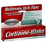 Cortizone 10 Plus Anti-Itch Cream -- 1 oz