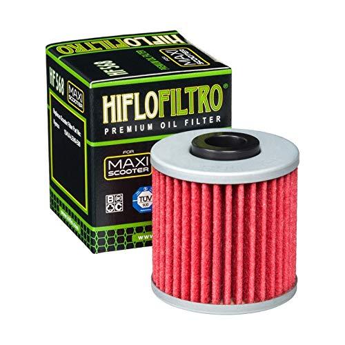 Filtro Olio Hiflo 568 Kymco Xciting 400 dal 2012 al 2017